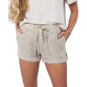 Rip Curl The Off Duty Shorts Mujer, beige